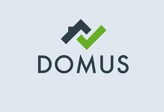 Логотип Domus